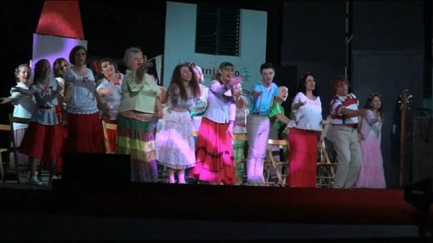 Avis: la solidarietà a teatro a Tresigallo – VIDEO