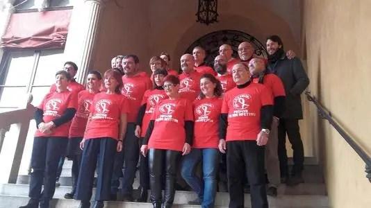 Consiglio Comunale di Ferrara contro l'Aids