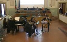 Consiglio comunale: prima seduta del 2019 con le musiche di Mozart – VIDEO