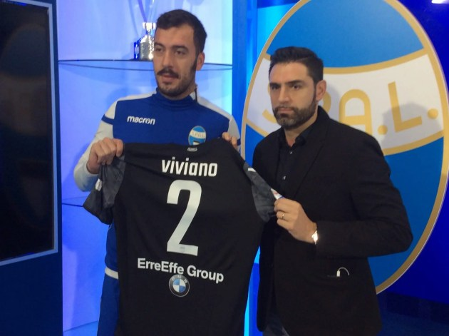 SPAL: le prime parole di Viviano e il punto di Vagnati sul mercato