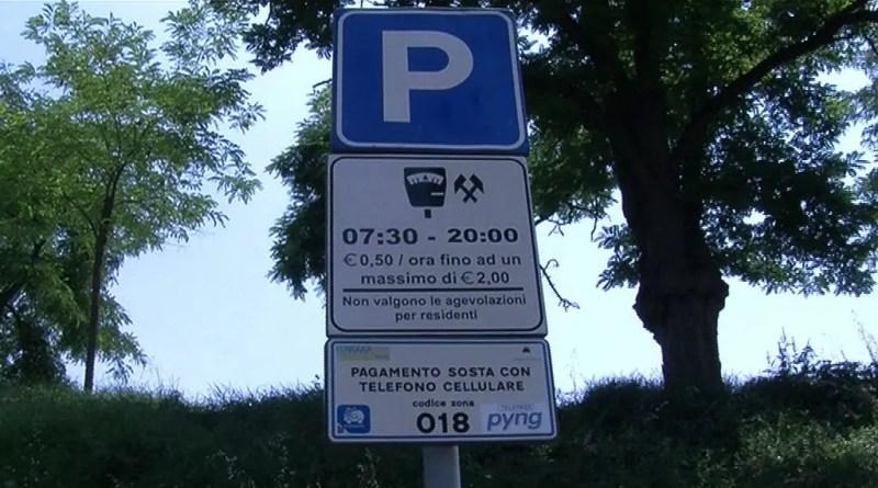 park parcheggi