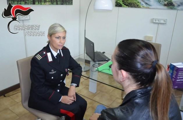 Riva del Po: maltrattamenti sulla moglie, in carcere 48enne