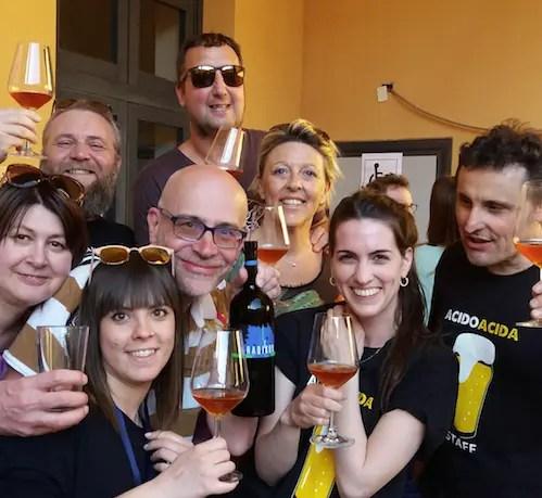 """Ferrara capitale della birra britannica: torna """"Acido Acida"""""""