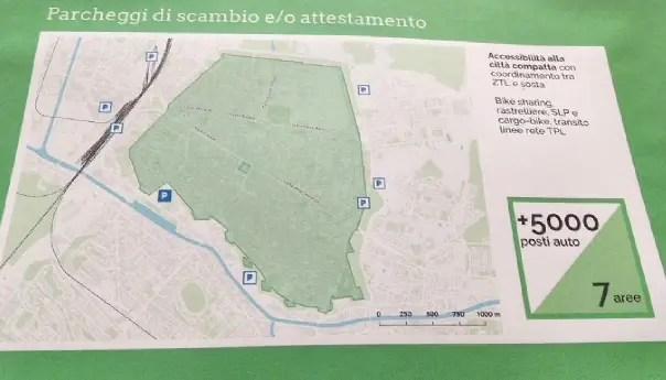 Una Ferrara più verde con il Piano Urbano Mobilità Sostenibile