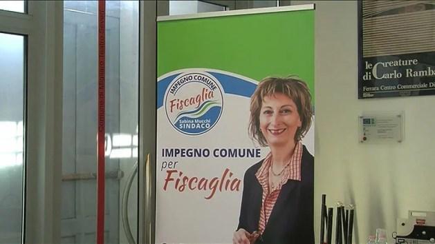 Fiscaglia, Sabina Mucchi si candida a sindaco per un secondo mandato – VIDEO