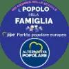 Popolo della Famiglia - Alternativa Popolare - Partito Popolare Europeo