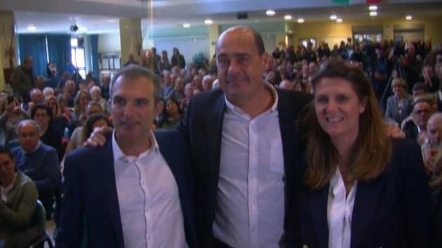 """Zingaretti a Ferrara: """"Da qui riparte il risveglio del Paese"""" – VIDEO"""