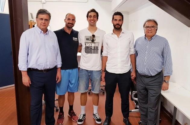 Ferrara Basket 2018 cena sociale
