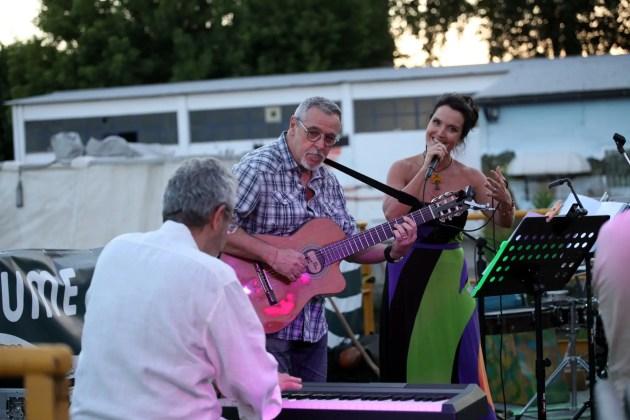 Un fiume di musica… brasileira sulla Darsena di Ferrara