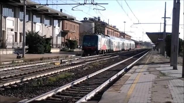 Ferrara, profughi nascosti nel vagone treno merci proveniente dalla Serbia