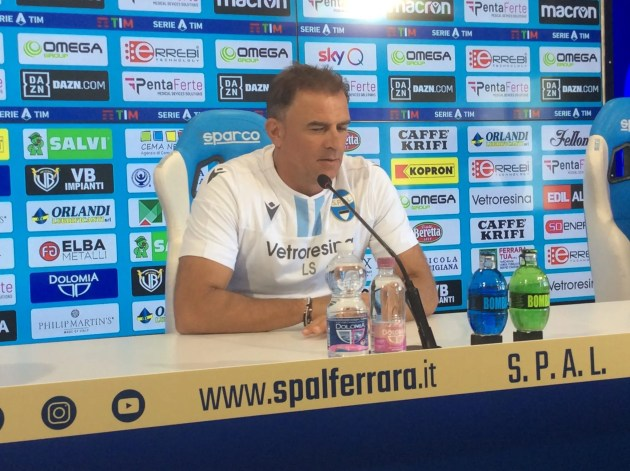 SPAL: con la Lazio a caccia dei primi punti, probabile esordio per Letica e Reca
