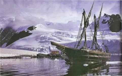 L'impresa di un comacchiese che viaggiò due anni per conquistare l'Antartide – INTERVISTA
