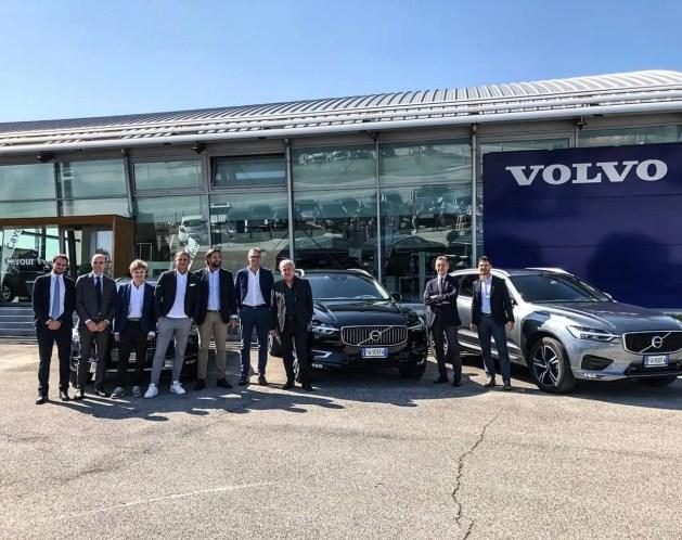 SPAL: in attesa della Lazio sale in Volvo