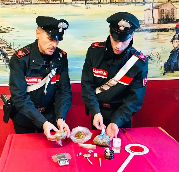 Droga, raffica di arresti a Ferrara e provincia