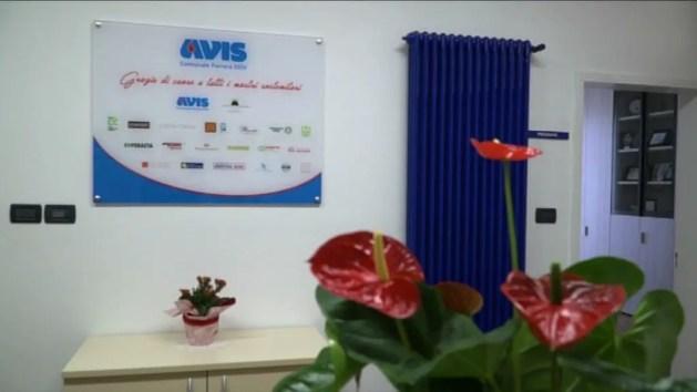 Avis Ferrara, inaugurata nuova sede comunale – VIDEO