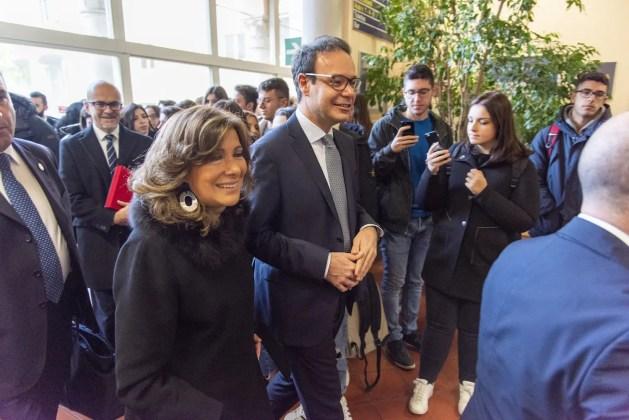 """Seconda carica Stato torna nella """"sua"""" Ferrara per parlare di riforme – VIDEO"""