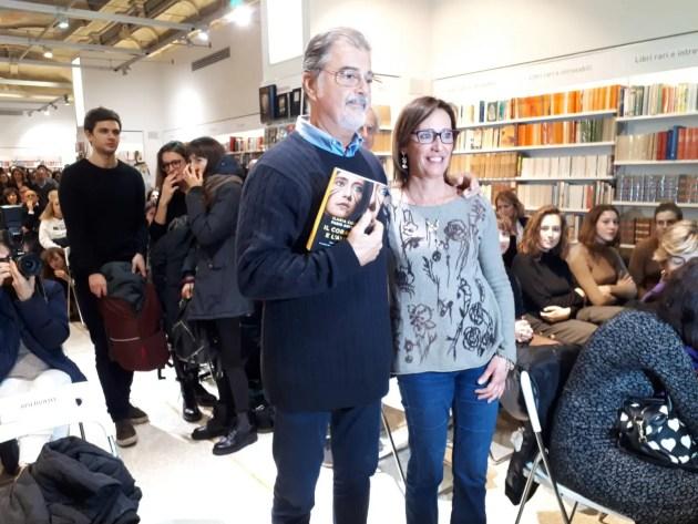 Ilaria Cucchi a Ferrara. Minacce di morte su Fb