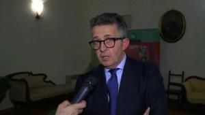 Paolo Govoni, presidente della Camera di Commercio di Ferrara