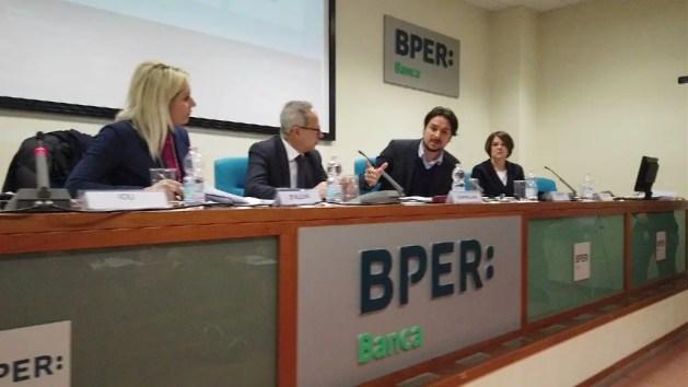Gli azzerati portano il Fondo Indennizzi Risparmiatori a Ferrara – VIDEO