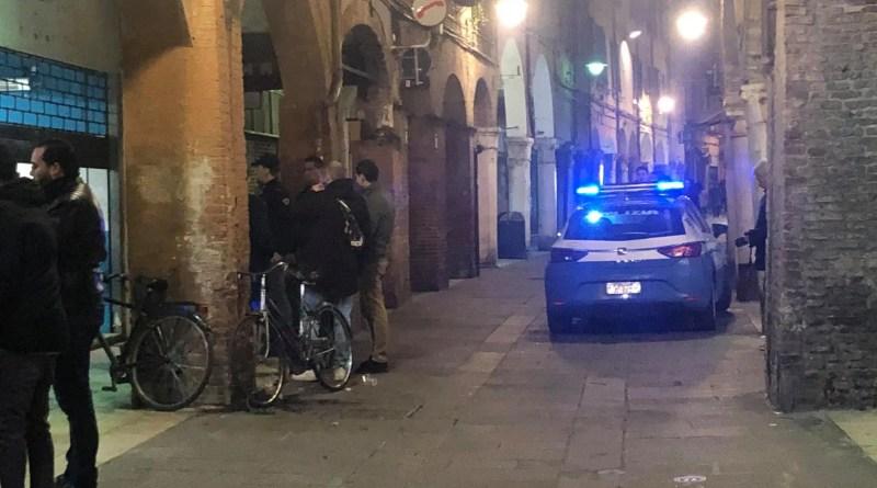 polizia movida piazza verdi san romano
