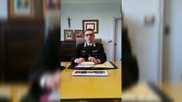 Emergenza covid-19, carabinieri hanno denunciato più di 550 ferraresi – VIDEO