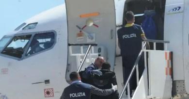 espulsione polizia