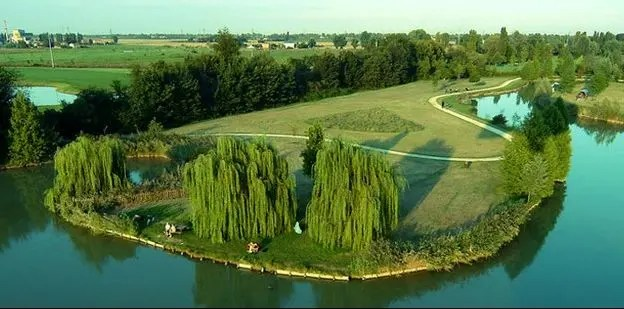 Aree verdi comunali a disposizione di associazioni come palestre a cielo aperto