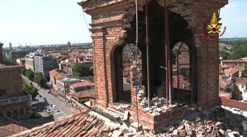 sisma 8 anni dopo