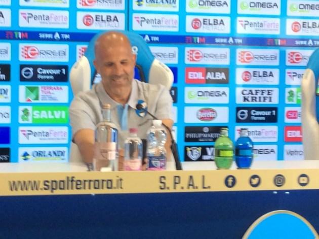 SPAL: con il Milan servono segnali forti, Di Biagio vuole una squadra arrabbiata
