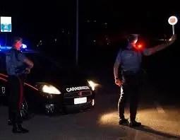 Rave party abusivo in spiaggia: intervengono undici pattuglie dei carabinieri