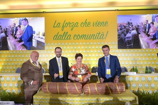Coldiretti, firmato decreto per l'etichettatura del salume Made in Italy