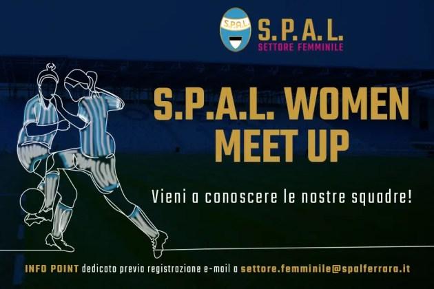 SPAL: alle 18.00 la presentazione del settore femminile