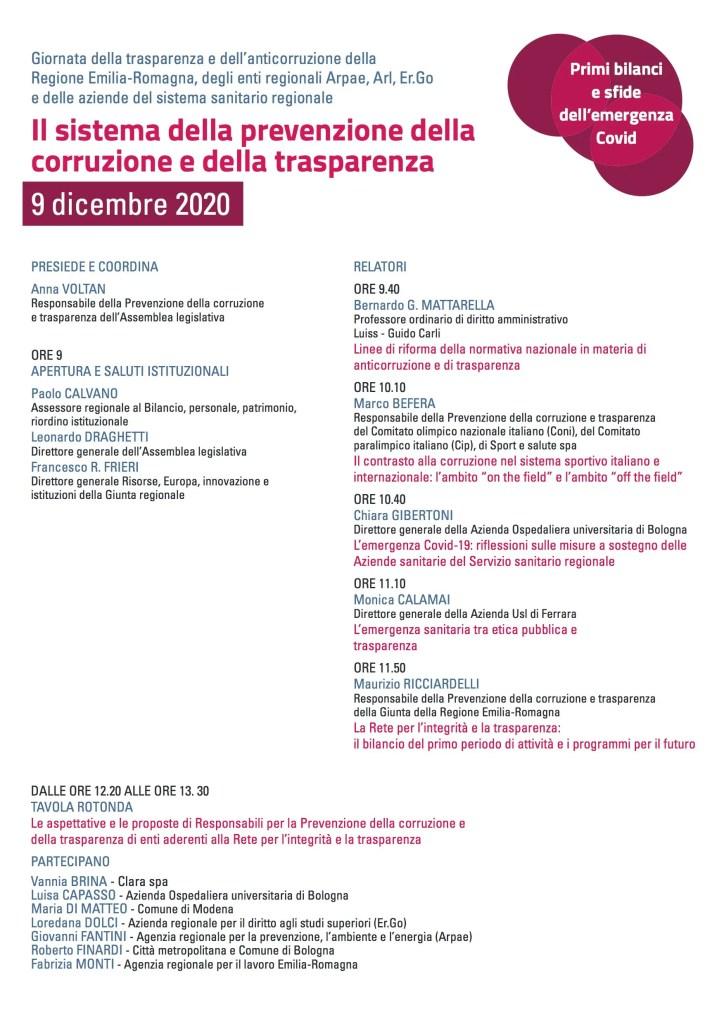 programma trasparenza_9 dicembre 2020