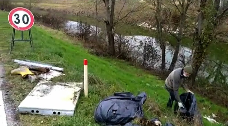 rifiuti volontari guardie ecologiche