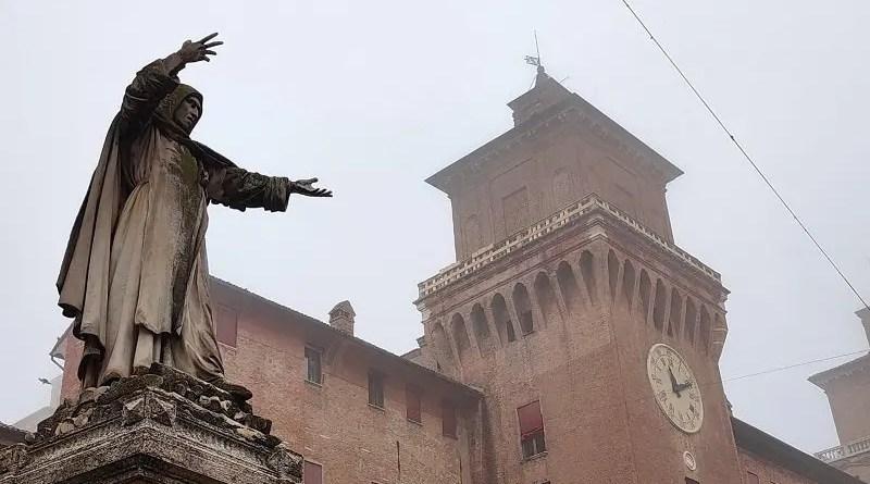 Statua Savonarola