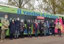 Inaugurato il Vaccinobus, servizio di trasporto gratuito città-Fiera