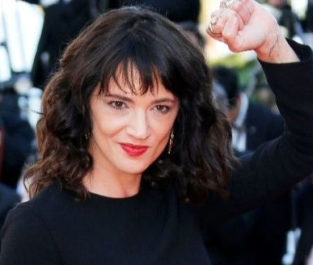 Italian Film Actress And Hollywood Star Asia Argento