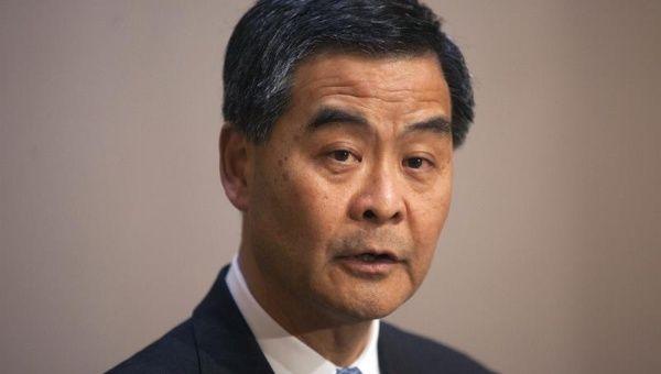 Hong Kong Chief Executive Refuses to Step Down | News ...