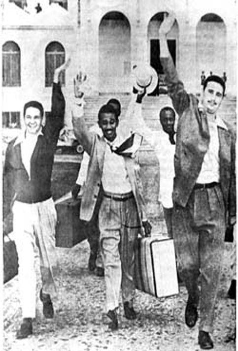 La liberación de Fidel Castro y los rebeldes marcaría el inicio de nuevas actividades revolucionarias para derrocar a la dictadura de Fulgencio Batista, quien era protegido por el Gobierno de EE.UU.