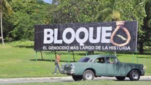 El bloqueo no ha derrotado al pueblo cubano y su Revolución