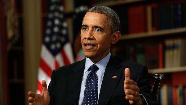 Obama declara Venezuela de ser una amenaza para los Estados Unidos.