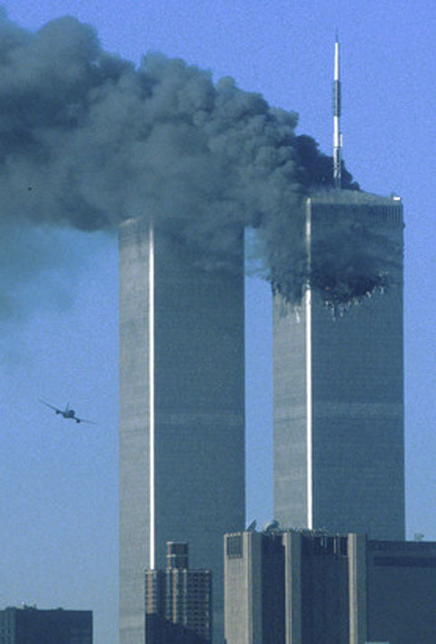 """El ataque terrorista al World Trade Center fue el más devastador en Estados Unidos, luego de que dos aviones impactaran en las conocidas """"Torres Gemelas""""."""