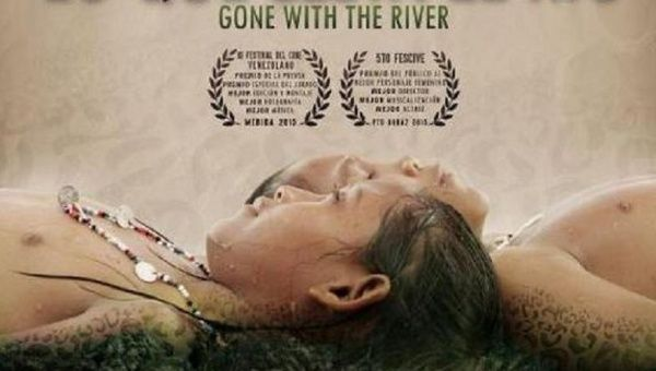 Gone With the River, or Dauna: Lo que lleva el río in Spanish, directed by Venezuelan-based Cuban filmmaker Mario Crespo.