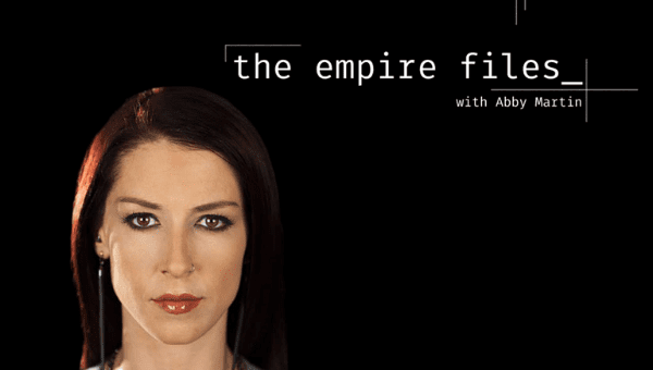 teleSur English Empire Files