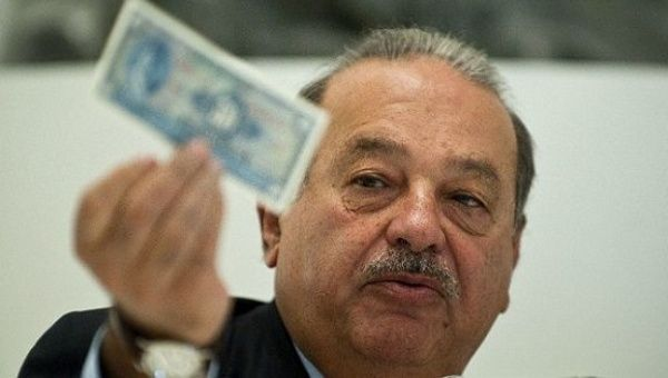 Image result for CARLOS SLIM billions