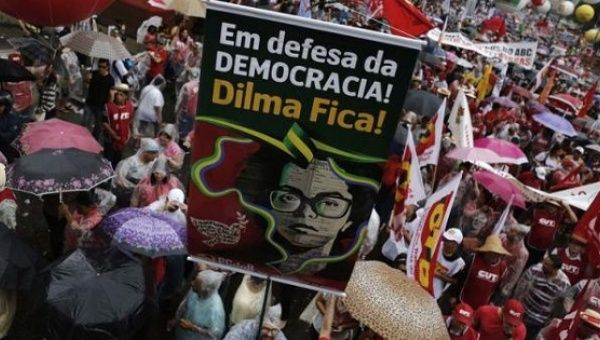 Hundreds of thousands of people are expected to take the streets of the main cities of Brazil this Friday across the country.