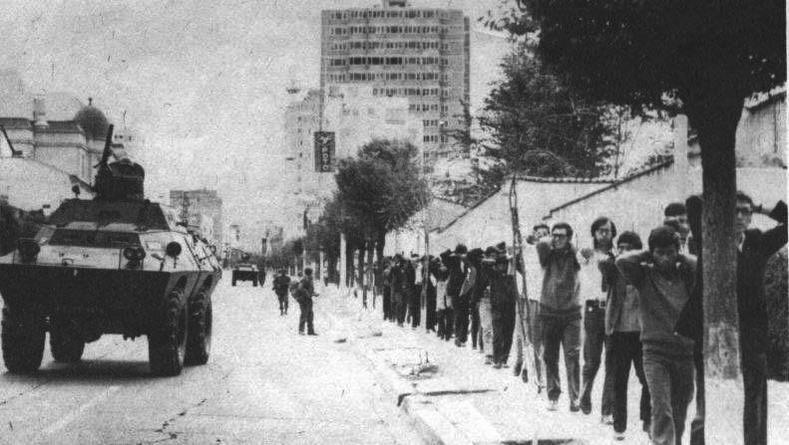 In Bolivia, a CIA-backed military coup led to the overthrow of leftist President Juan Torres. Following the coup, dictator Hugo Banzer had over 2,000 political opponents arrested without trial, tortured, raped and executed.