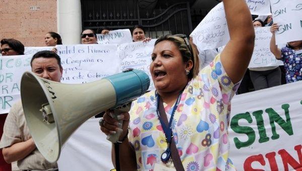 Image result for hospital labor strike