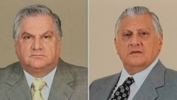 Ecuadorean fugitive bankers Roberto and William Isaias, who are currently in the U.S