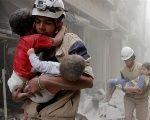 Resultado de imagen de telesur + niños siria